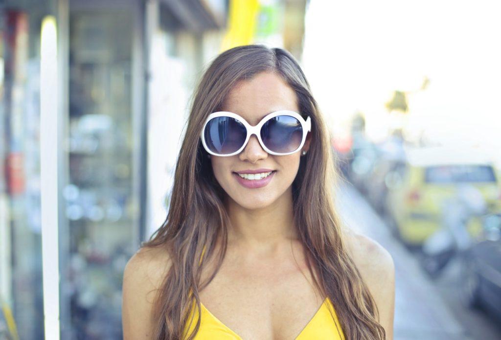 polarizált napszemüveg női-férfi
